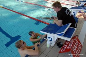 6. Positive tilbakemeldinger fra trener. Foto Jan Arne Dammen